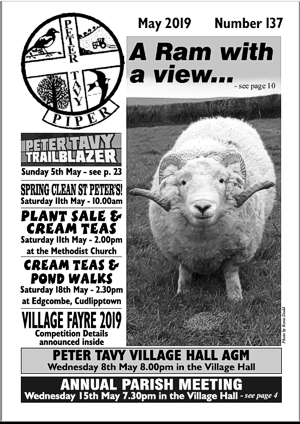 Cover of Peter Tavy Piper #137