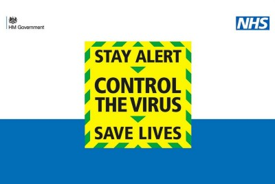 Sta Alert-Control the Virus-Save Lives