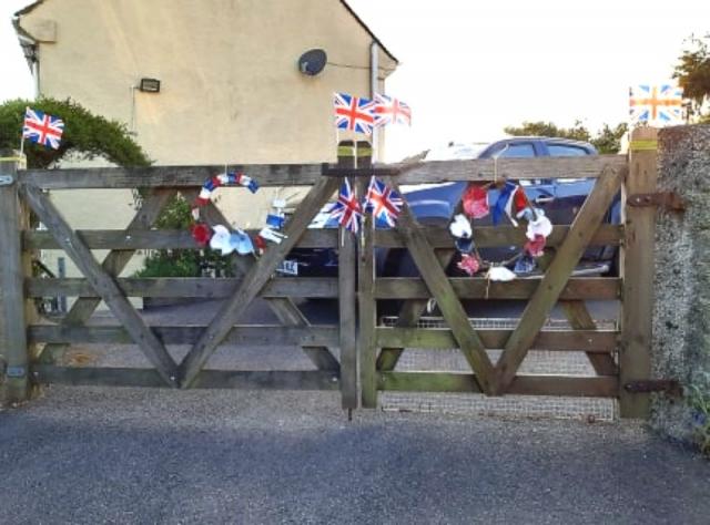 Jess' gate