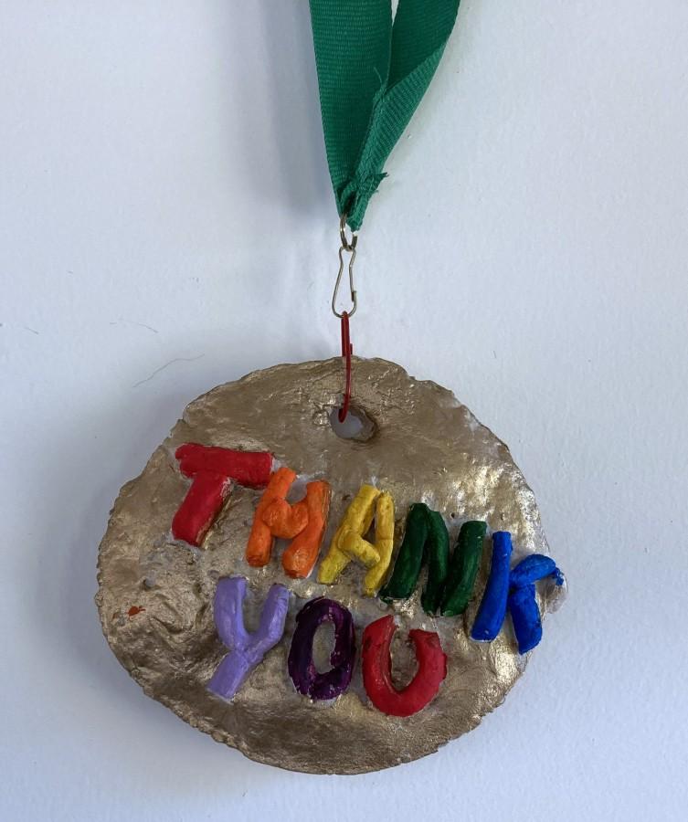 SusiePitt's medal