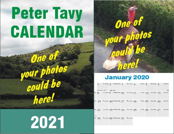 Peter Tavy Calendar 2021