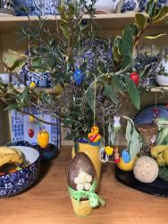 Decorate a Chocolate Egg Competition 2021 - Egg-cellent Entries