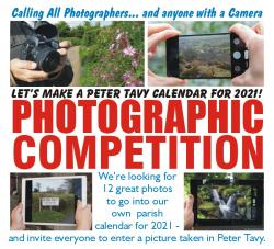 Join in Our PHOTOGRAPHIC COMPETITION - send us a photo for the 2021 Calendar!